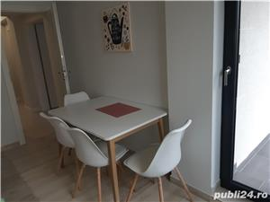 Proprietar, apartament 2 camere 85mp, 2 bai, lux, complet mobilat si utilat, bloc nou P+3 cu liftt - imagine 9