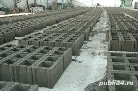 Boltari din beton de foarte buna calitate 40x20x15 3,5 RON  - imagine 2