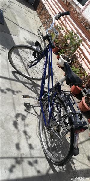 Bicicleta de aluminiu unisex la 530 lei - imagine 5