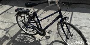 Bicicleta de aluminiu unisex la 530 lei - imagine 3