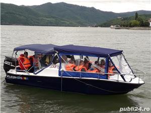 Croaziere pe Dunare  de la Orsova in Cazanele Dunarii - imagine 1