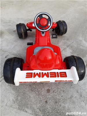 Masina curse cu pedale - imagine 3