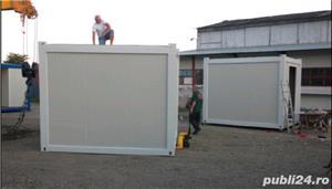 Vand containere metalice modulare  - imagine 3