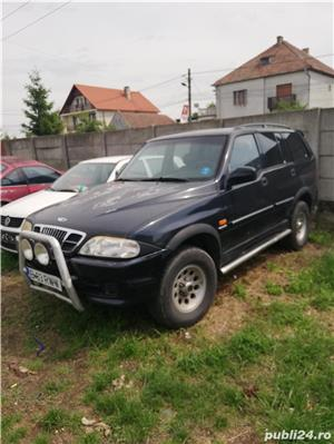 Ssangyong musso - imagine 1