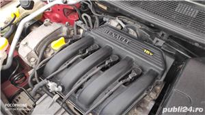 Renault Megane Sedan II, 1,4-16V, 98CP, Euro 4, an 2005, benzina - imagine 11