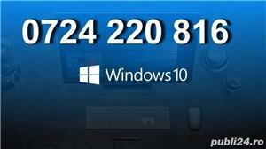 Instalez Windows 10 8 7 xp cu Licenta + Drivere + AntiVirus + Office + Garantie IEFTIN 0724.220.816 - imagine 1