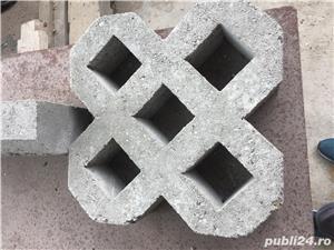 Tuburi fantana,pavaje,spalieri vie,prefabricate beton - imagine 11