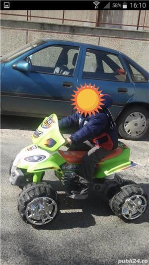 ATV cu reîncărcare electrica - imagine 4