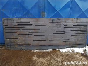 construim garduri,montam garduri din placi de beton - imagine 17