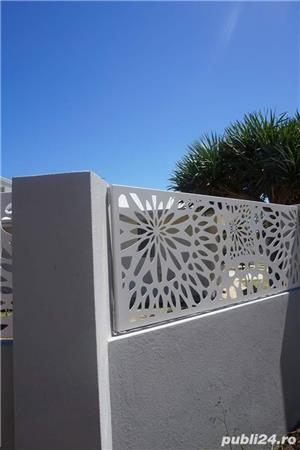 construim garduri,montam garduri din placi de beton - imagine 24