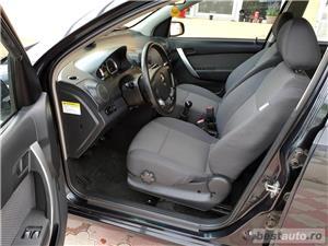 Chevrolet aveo,GARANTIE 3 LUNI,AVANS 0,RATE FIXE,motor 1200 cmc,90 Cp,Clima - imagine 6
