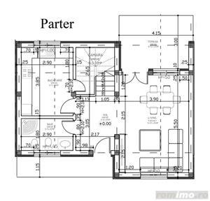 Casa Delia de la 73.700 euro | Cartierul Primaverii la 3,9 Km de Timisoara - imagine 9