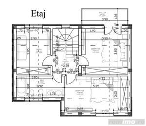 Casa Delia de la 73.700 euro | Cartierul Primaverii la 3,9 Km de Timisoara - imagine 10