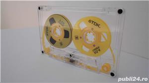 Reel to reel cassette tapes - imagine 8