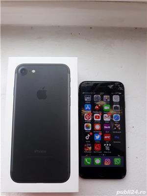 iPhone 7 black 32gb - imagine 6