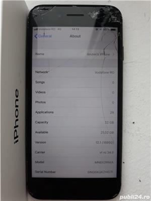 iPhone 7 black 32gb - imagine 5