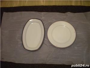 Serviciu portelan nemtesc de masa, 35 piese, cu suporturi oua - imagine 6