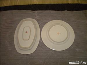 Serviciu portelan nemtesc de masa, 35 piese, cu suporturi oua - imagine 7
