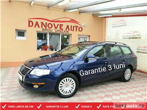 Vw passat,GARANTIE 3 LUNI,AVANS 0,RATE FIXE,motor 1600 cmc,Benzina+Gaz,102 CP - imagine 1