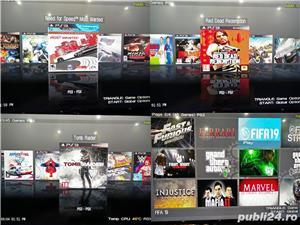 Hard disk extern (portabil) cu peste 60 jocuri de PS3 instalate, HDD PS3, Playstation 3 - imagine 1