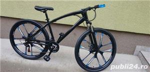 Bicicleta jante magneziu - imagine 1