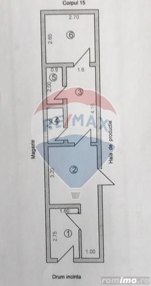 Spațiu productie/depozitare 454 mp zona industriala - imagine 6
