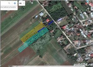 Terenuri construibile Giurgiu Comuna Floresti-Stoenesti Sat Palanca - imagine 1