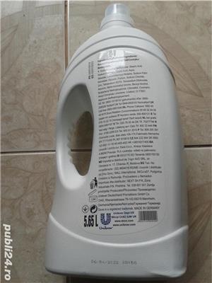 Vand Sapun Crema Lichid Dove 5.65 Litri Pret 45 Lei. Formulă delicată cu pielea  • ¼ cremă hidratant - imagine 4