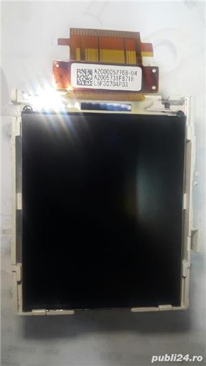 Display Audi A3 8P Bord Ceasuri LCD Cluster Dash Monochrome - imagine 3