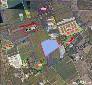 IEFTIN! 60.000 mp PUZ industrial aproape de Cola, CF Timisoara intravilan - imagine 1