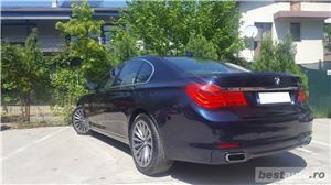 BMW 740 xDrive 4x4, motor 3.0Diesel Bi-Turbo 306Cp, 07.2012 - imagine 2
