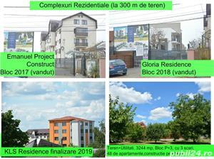 """Teren Bloc=48 apartamente,2-3 Blocuri16+16+16=48 ap)incadrat program """"Prima casă""""/""""O familie,o casă"""" - imagine 15"""