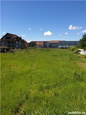 teren de vanzare intravilan 20 euro/mp negociabil ,front stradal 30 m - imagine 4