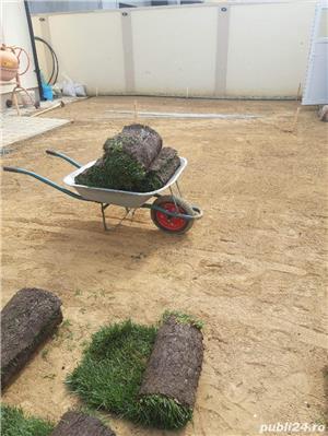 Întrețin și amenajez spatii verzi - imagine 6