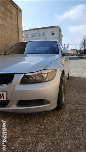 Bmw 320D 163CP 2007 - imagine 8