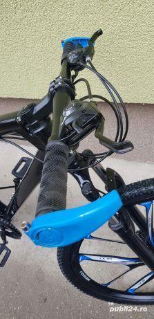 Bicicleta jante magneziu - imagine 3
