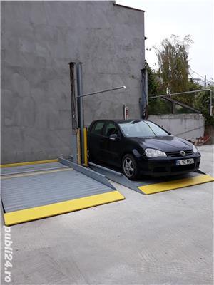 Sisteme de parcare tip Klaus  - imagine 1