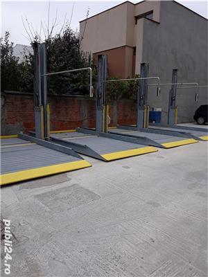 Sisteme de parcare tip Klaus  - imagine 2