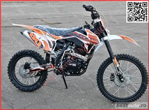 Moto Cross BEMI Hurricane 150cc Off-Road - imagine 4