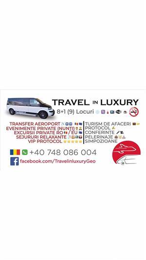 Transport persoane Aeroport,Excursii,Nunti,Business,VIP Protocol,Pelerinaje intern / extern  - imagine 3