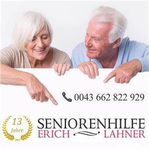 Ingrijire batrani Austria/Germania-Erich& Simona L A H N E R Seniorenhilfe - imagine 3
