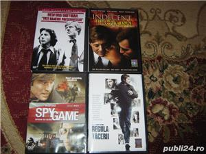 ROBERT REDFORD,18 DVD ORIGINALE,FILME DE OSCAR,IN ROMANA,COLECTIE DE LUX,INCEPUTURI PANA IN PREZENT - imagine 5
