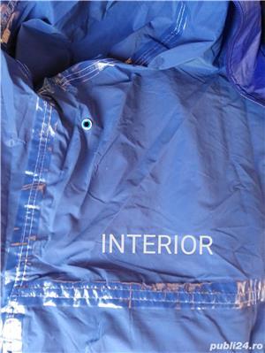 Set Pelerina Ploaie Impermeabil Bluza+Pantaloni - imagine 4