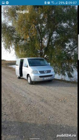 Inchirieri  microbuz van  bus for rent vw t5 caravelle 8 locuri - imagine 6