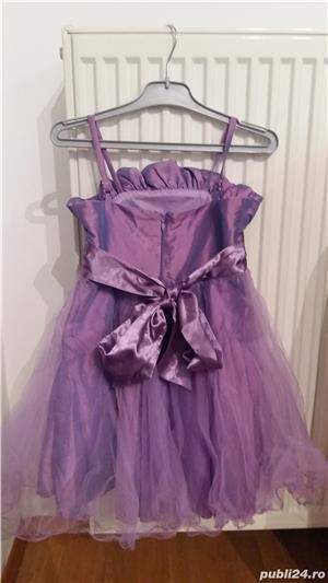 Vanzare rochie ocazie fete 2-5 ani - imagine 2