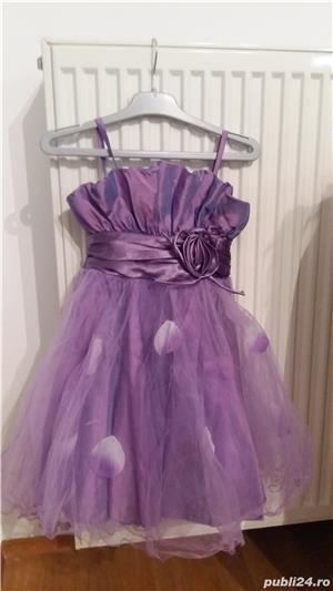 Vanzare rochie ocazie fete 2-5 ani - imagine 1