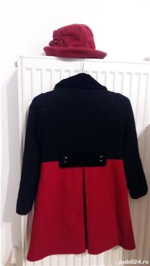 Vanzare palton fata 5-8 ani - imagine 3