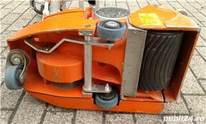 Masina slefuit raschetat parchet Kunzle&Tasin SCORPION - imagine 5