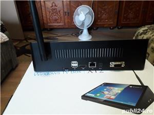 """PIPO X12 Mini PC 10.8"""" 1920*1280 Windows10 OS Mini PC Computer TV Box Z8350 Quad Core 4G+64G 10000mA - imagine 4"""