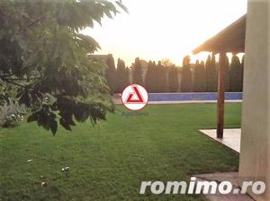 Vila 5 camere , teren 700 mp cu piscina,Curtea Domneasca, - imagine 3